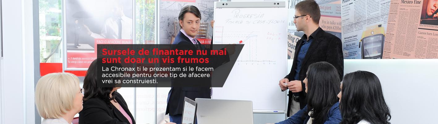 Chronax – servicii de contabilitate in Bucuresti