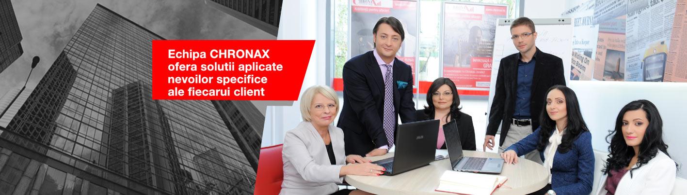 Firma contabilitate Bucuresti - Chronax