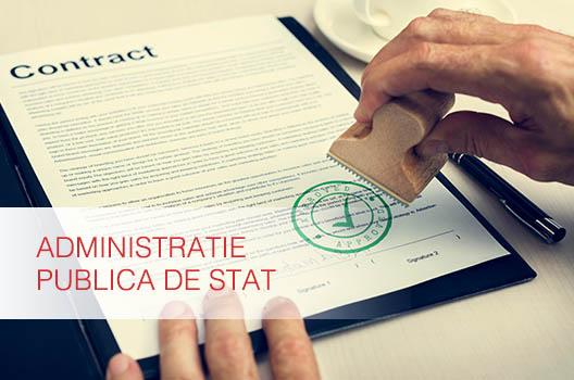 Contabilitate si administrare publica de stat