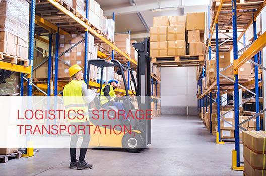 Logistics, Transport, Storage