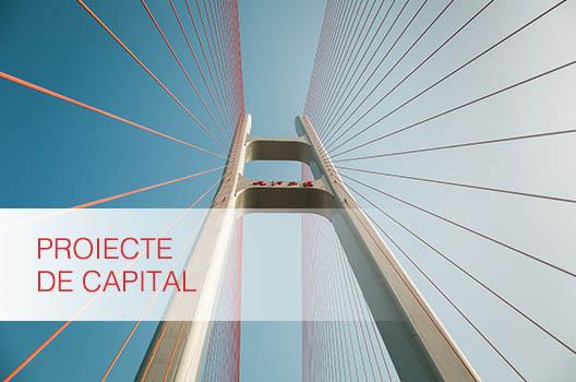 Contabilitate Proiecte de capital si de infrastructura